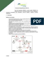 Protocolo de Seguridad COVID-19 V190320