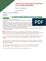 3e Dossier Travail en Autonomie Thème 1 Partie 2