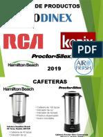 Catalogo Productos Codinex julio 2019