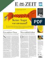 Die ZEIT Nr. 19_2020 (29.04.2020) - Zeitverlag Gerd Bucerius