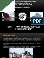 231193663 Mantenimiento de Buques y Embarcaciones