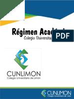 10. Regimen Académico del CUNLIMON (1) (1) (1)