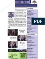 IREP February Newsletter 2011 Newsletter