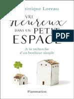 Vivre Heureux Dans Un Petit Espace by Unknown (Z-lib.org)