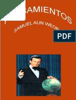 Pensamientos de Samuel A W.3.0