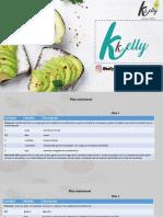 plan de alimentacion  ketolife