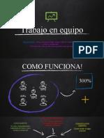 TRABAJO EN EQUIPO Y COMUNICACION ASERTIVA