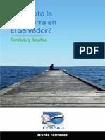 LIBRO-SE AGOTÓ LA POSGUERRA EN ESA-MAYO 2019
