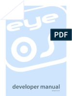 eyeOS Developer Manual