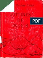 Severo Martínez Peláez. Motines de Indios