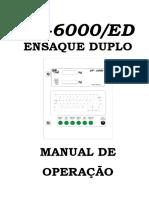 Manual Ensacadeira SP-6000
