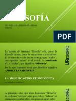 CLASES DE FILOSOFÍA
