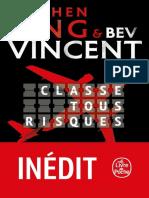 Stephen King, Bev Vincent - Classe Tous Risques