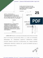 MIGDALSKI, et al v. BOMBARDIER, INC., et al Complaint