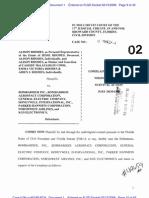 RHODES, ET AL v. BOMBARDIER, INC., et al Complaint