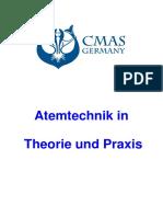 Atemtechnik in Theorie Und Praxis