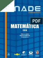 Enade_Matematica_2014