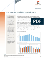 US Housing and Mortgage Trends -- February 2011