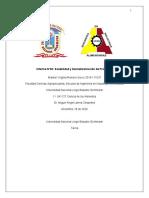 LABORATORIO N° 03 Solubilidad y Desnaturalización de Proteínas
