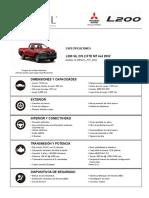 Especificaciones KL3TENJTL F81 2022-1
