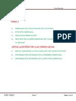 Tema 7 Teora Derivadas y Aplicaciones 2