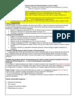 CPDP environnement