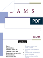 Dams Lectures
