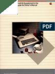 Apple IIe ProDOS Supplement