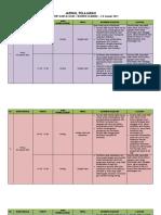 IX-2 JADWAL PELAJARAN PEKAN KE-1 CORONA