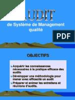 Systeme de Management Qualite