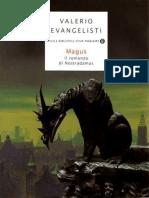 Magus. Il Romanzo Di Nostradamus - Valerio Evangelisti
