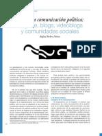 La nueva comunicación política