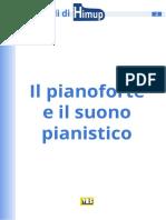 Il pianoforte e il suono pianistico