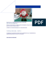 Papa Noel tejido al crochet.pdf