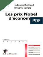 Les prix Nobel d'économie by Emmeline Travers, Jean-Edouard Colliard (z-lib.org)