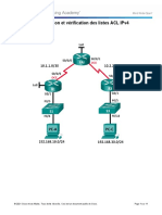 TP8_Configuring and Modifying Standard IPv4 ACLs