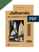392473027 Jaibanas Los Verdaderos Hombres PDF