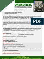 ETABILSSEMENT DE FORMATION PRIVE AGREER PAR L ETAT SPECIALSE EN MAINTENANCE AUTOMOBIL