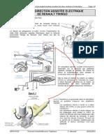 TD 20 - Loi Entrée-Sortie à l'aide d'un produit scalaire constant de deux vecteurs d'orientation
