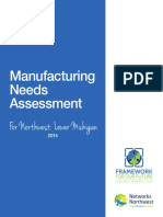 Manufacturing Needs Assessment