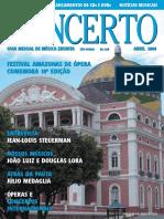 Revista Concerto Abril 2006