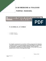 2_Orientation Diagnostic Devant Un Trouble de l'Hémostase Et de La Coagulation)