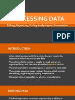08. Processing Data