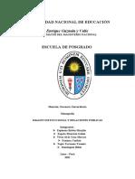 LA IMAGEN INSTITUCIONAL Y RELACIONES PÚBLICAS