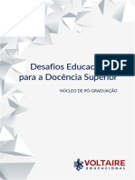 Guia de Desafios Educacionais Para a Docência Superior