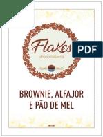 Apostila Flakes de Brownies