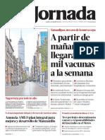 2021 01 11 a Partir de Maana Llegarn 430 Mil Vacunas a La Semana