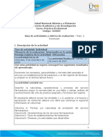 Guía  - Unidad 1 y 2 - Paso 2 practicas
