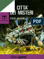Baixardoc.com Librogame Sortilegio 02 La Citta Dei Misteri