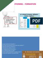 MLM - Franceza -Le Conditionnel